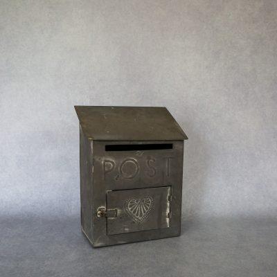 Grey Postbox