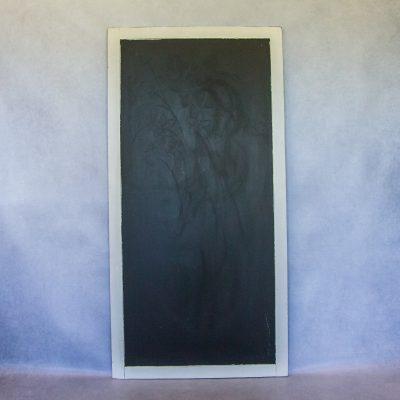 White Frame Black Board