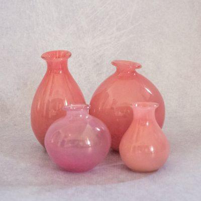 Pink Dutz Vases