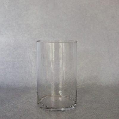 17cm Glass Cylinder Vase
