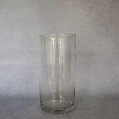 30cm Cylinder Glass Vase