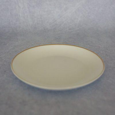 Gold Rimmed Side Plate