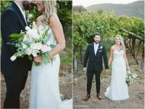 Chenelle and James -Wolfkloof Wine Estate