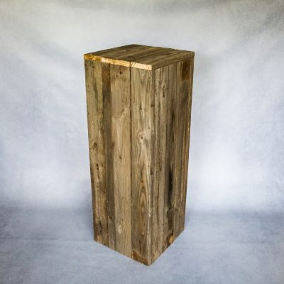 Medium Wooden Plinth