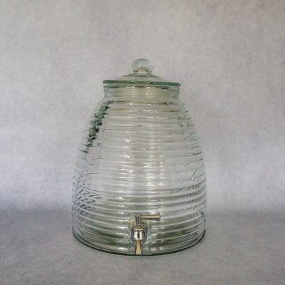 Glass Juice Dispenser